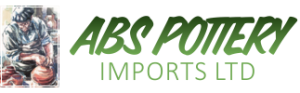 ABS Pottery Imports Logo